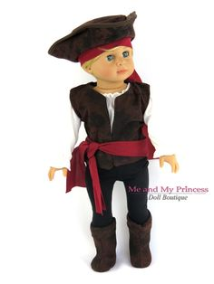 Me and My Princess Boutique offers 18 inch doll clothes, accessories and shoes that fit American Girl Doll and American Boy Doll at affordable prices. Cop Costume For Kids, Halloween Costume Boots, American Boy Doll, American Doll Clothes, 18 Inch Boy Doll, Boy Doll Clothes, Boy Costumes, Doll Costume, Girl Dolls
