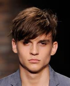boy hair side bang - Bing images
