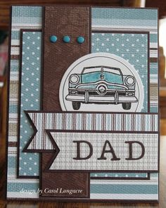 Our Little Inspirations: For Dad and Friend to Friend MFTWSC 160
