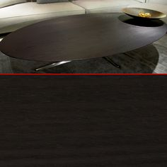 Flexform Fabric/Finish Friday! Today's feature is Flexform's simply elegant stained brown ashwood, seen on the the Fly coffee table in our Manhattan showroom.  #flexform #flexformny #newyork #ashwood #FlexformFabricFinishFriday #finishes #wood #coffeetable