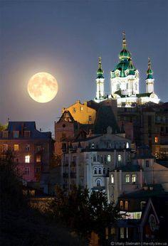 Андреевский - Киев. Колдовство!)