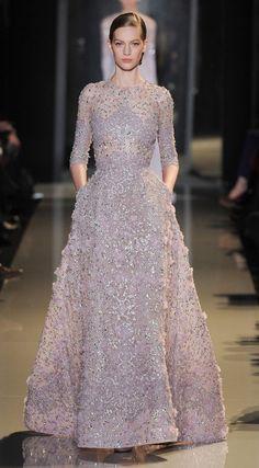 Paris Haute Couture: Elie Saab spring/summer 2013 - Fashion Diva Design