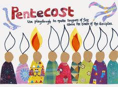 pentecost children's crafts