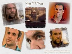 Rory McCann Collage
