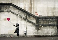 Bansky#Repin By:Pinterest++ for iPad#