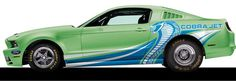 Ford Focus Cobra | 2014 Ford Cobra Jet announced with new colors, parachute mount