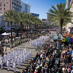 Best Spots to Watch Mardi Gras Parades in New Orleans