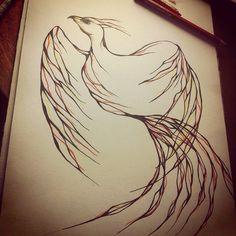 Phoenix by Sanne Vaghi