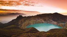 Estos son los 5 volcanes dormidos que debes visitar