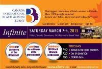 @CamilleDundas will be speaking at Canada International Black Women Event, Tickets on Sale at www.cibwe.ca