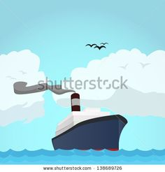 Ocean Liner Cruise Ship Boat at Sea keyword vector, sea, ferry, cruise, liner, cloud, travel, shipping, holiday, luxury, hull, ship, tour, paradise, wave, illustration, icon, transport, artwork, caribbean, passenger, blue, voyage, maritime, machine, transportation, sky, boat, tourism, trip, movement, sail, water, large, vacation, journey, vessel, cartoon, ocean