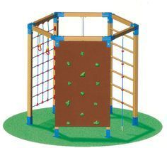 american ninja warrior backyard course - Google Search