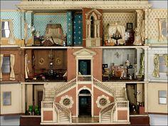 The Tate Baby House dollhouse   Немногое известно о последней хозяйке ...