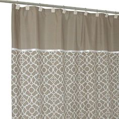 Waverly Lovely Lattice 85-Percent Polyester 15-Percent Cotton Shower Curtain, Taupe Waverly,http://www.amazon.com/dp/B004QWYRGQ/ref=cm_sw_r_pi_dp_adUutb09PG6EM4NC