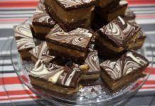 10 perces sütés nélküli süti, vastag csokiréteggel!