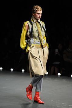 アンダーカバー 2016年春夏コレクション - ピエロが欺くロックンロール・サーカス - 写真92   ファッションニュース - ファッションプレス
