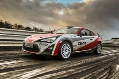 Toyota's GT86 CS-RS Is A 235bhp RWD Rally Weapon
