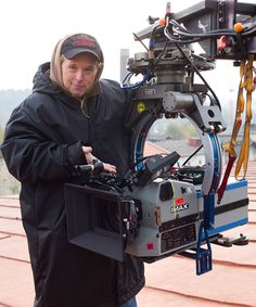 Brad Bird talks shooting with IMAX cameras for Mission: Impossible Ghost Protocol and breaking ground with first-ever early IMAX release - Camera Rigs Camera Rig, Camera Gear, Camera Tripod, Cinema Camera, Movie Camera, Brad Bird, Ghost Protocol, Next Film, Mission Impossible