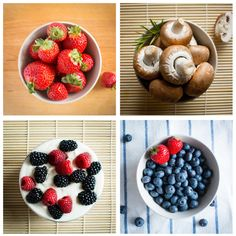Check out Fresh food set by Grounder on Creative Market
