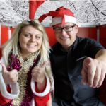 Move Over Santa – Christmas Party Goers Set To Pose In World's First Santa Sleigh Photo Booth  #Christmas #party #xmas #sleigh #santa #fatherchristmas #photobooth #festive #fun #greenscreen
