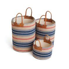 Hip Vintage Goodman Baskets
