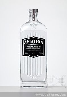 Aviation Gin by Sandstorm Partners