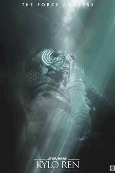 Kylo Ren - Star Wars The Force Awakens