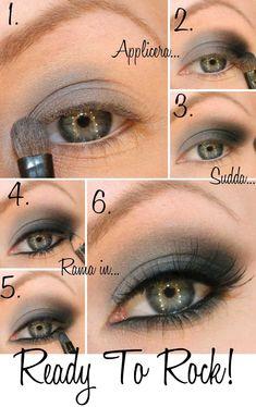 eva longoria makeup tutorial