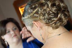Wedding day hair  #wedding
