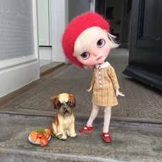 "Dolly Treasures @dollytreasures ""The doggy d...Instagram photo   Websta (Webstagram)"