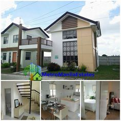 CHERRY House model - Furnished Single Detached House and lot in Lipa Batangas. LIPA BATANGAS IS JUST AN HOUR DRIVE FROM METRO MANILA VIA SLEX THEN STAR TOLL. For more info, visit my website www.metromanilaestates.com