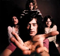 Ladies and gentlemen I give you the best band of all time, Led Zeppelin.