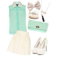 """""""Second Day"""" by ajhuma on Polyvore"""