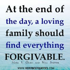 Family Quotes - Inspirational Quotes about Life, Love, happiness, Kindness, positive attitude, positive thoughts, inspirational pictures quotes about life, happiness Very Best Quotes . com