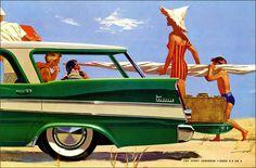 1957 Plymouth Sport Suburban      paul.malon