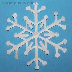 Snowflake Pattern 9