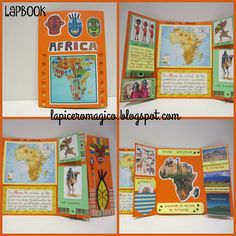 Billedresultat for lapbook puntuacion Teaching Kids, Kids Learning, Teaching Resources, Les Continents, Thinking Day, Earth Science, Interactive Notebooks, Social Science, Teaching English