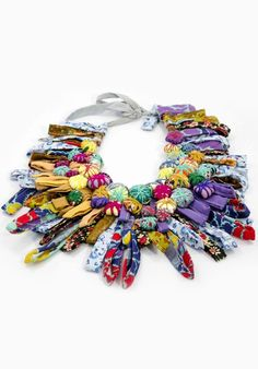 Necklace colored  MADE IN ITALY  Shop now on www.dezzy.it