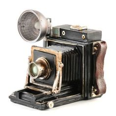 Vintage Camera Coin Bank- love!