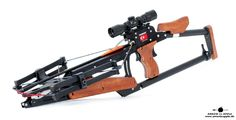 Automatic Reloading Crossbow | ... how this crossbow compares to regular crossbows. It is worth reading