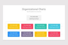 Organizational Charts PowerPoint (PPT) Template Ppt Template, Logo Templates, Initial Fonts, Organizational Chart, Charts, Key, Creative, Graphics, Unique Key