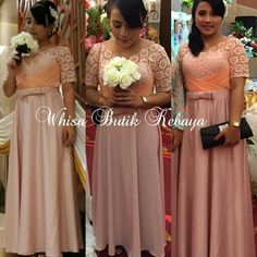 Bridesmaid dress by me :)