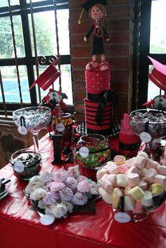 graduación mesa de dulce by Mesa de Dulce, via Flickr