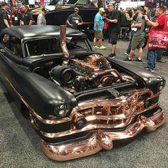 '50 Cadillac Diesel SEMA 2016