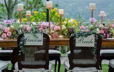 Lampada Edison, Outdoor Furniture Sets, Outdoor Decor, Groom, Table Decorations, Home Decor, Weddings, Feminine Decor, Romantic Weddings