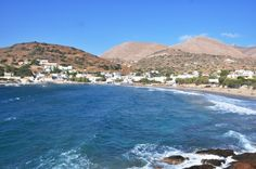 Kini on a windy day Windy Day, Greek Islands, More Photos, Greece, Water, Outdoor, Beautiful, Greek Isles, Greece Country