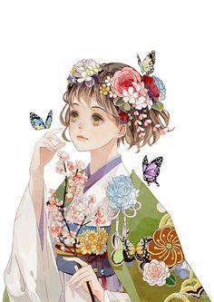 〔 古风美人 〕作者' 长乐nina