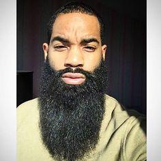 Black Culture, blackbeardedmen:   @msaddler #blackbeardedmen...