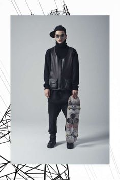 Vanguard Skater Catalogs - The Bunch-Bunch Fall/Winter 2013/2014 Collection is Youthfully Modern (GALLERY)