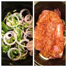 Eat Clean Hawaiian Pork. Slow cooker/crockpot/low sugar